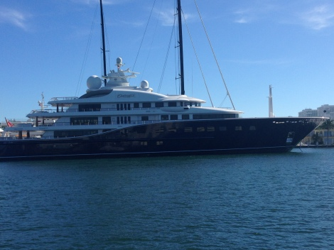 'Cakewalk' - for sale if you have a spare $150M