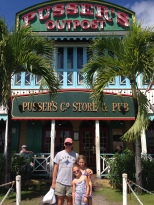 Pusser's in Road Town