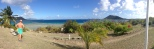 View from Marina Cay