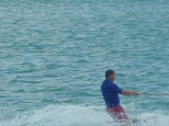 Stewart on the kneeboard