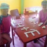 Dominoes.