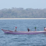Fishermen in the Las Perlas Isles