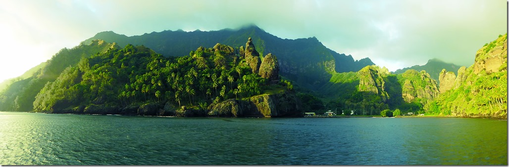 The Bay of Virgins, Fatu Hiva
