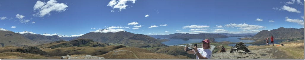 Cromwell, another Birthday and Wanaka
