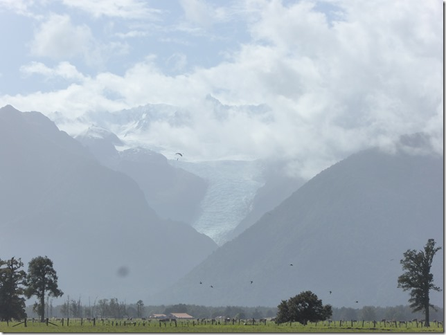 Fox Glacier and the West Coast of S Island