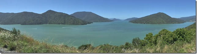 Nelson, Havelock and back to the ferry