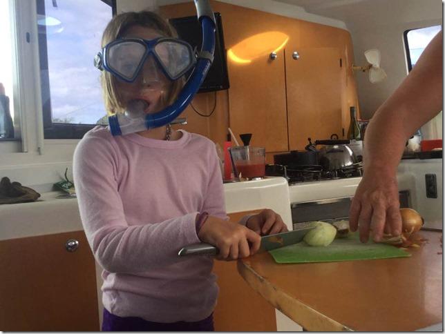 Cutting onions 2